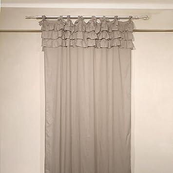 Rideau , Décoration de Fenêtre , Rideau pour le Salon Shabby Chic et ...