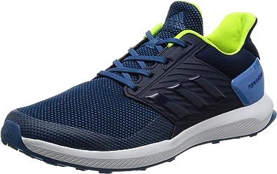 adidas RapidaRun K Chaussures de Tennis Mixte Enfant, Bleu