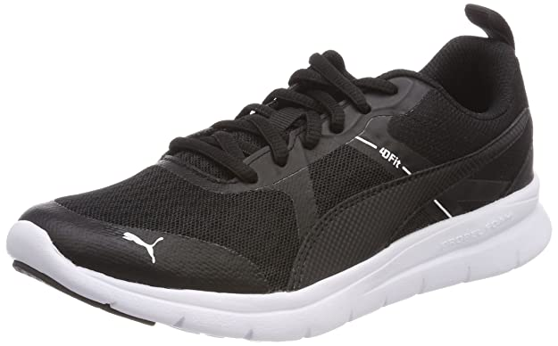 655e2b4cab0641 Puma Men s Black Flex Essential Running Shoes  Buy Online at Low Prices in  India - Amazon.in
