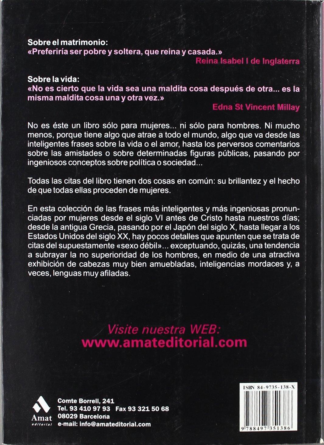 Mujeres La Mejores Citas Y Frases Amazones Dominique
