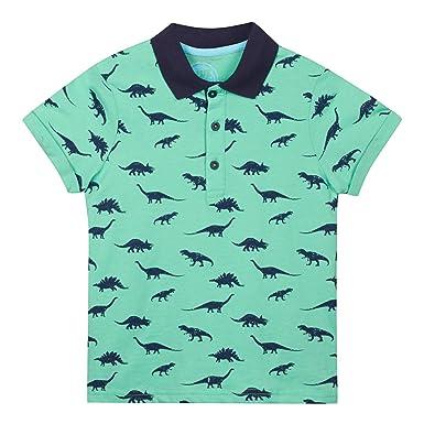 Bluezoo para bebé sin mangas niños verde diseño de camiseta de ...