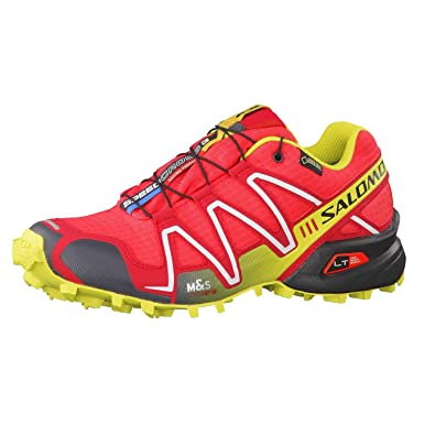 reputable site 259ce 9e92f Salomon Running Shoes Trainers in Mountain for Women Size  9.5 UK