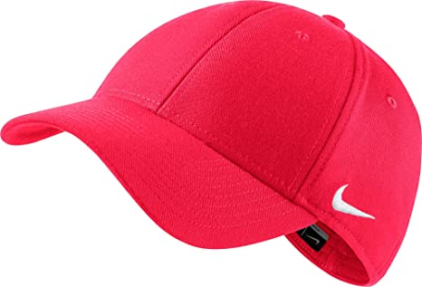 0acdfe0d913 ... discount nike mens 91 legacy swoosh flex hat team red large x large  43100 1a6ff