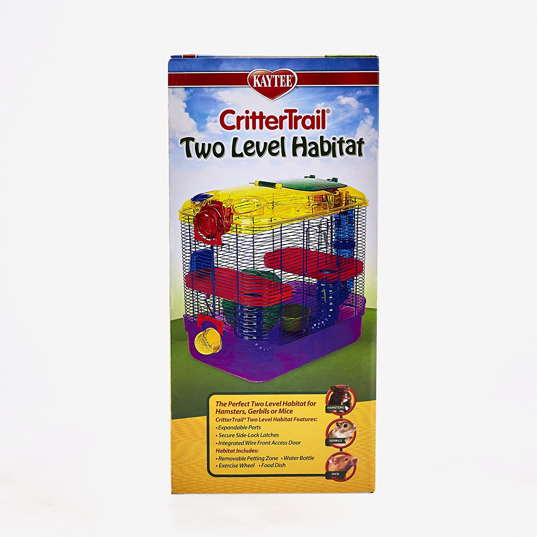 Kaytee Jaula Superpet Critter Trail-2: Amazon.es: Productos para mascotas