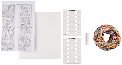 4.75 x 2 3 Birds Bookmarks W//Bakers Twine Punched for Cross Stitch-4.75X2 8//Pkg