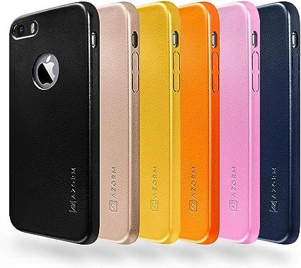 Coque iPhone SE / 5S / 5 Azorm Classic Edition Noir – Coque Fine ...