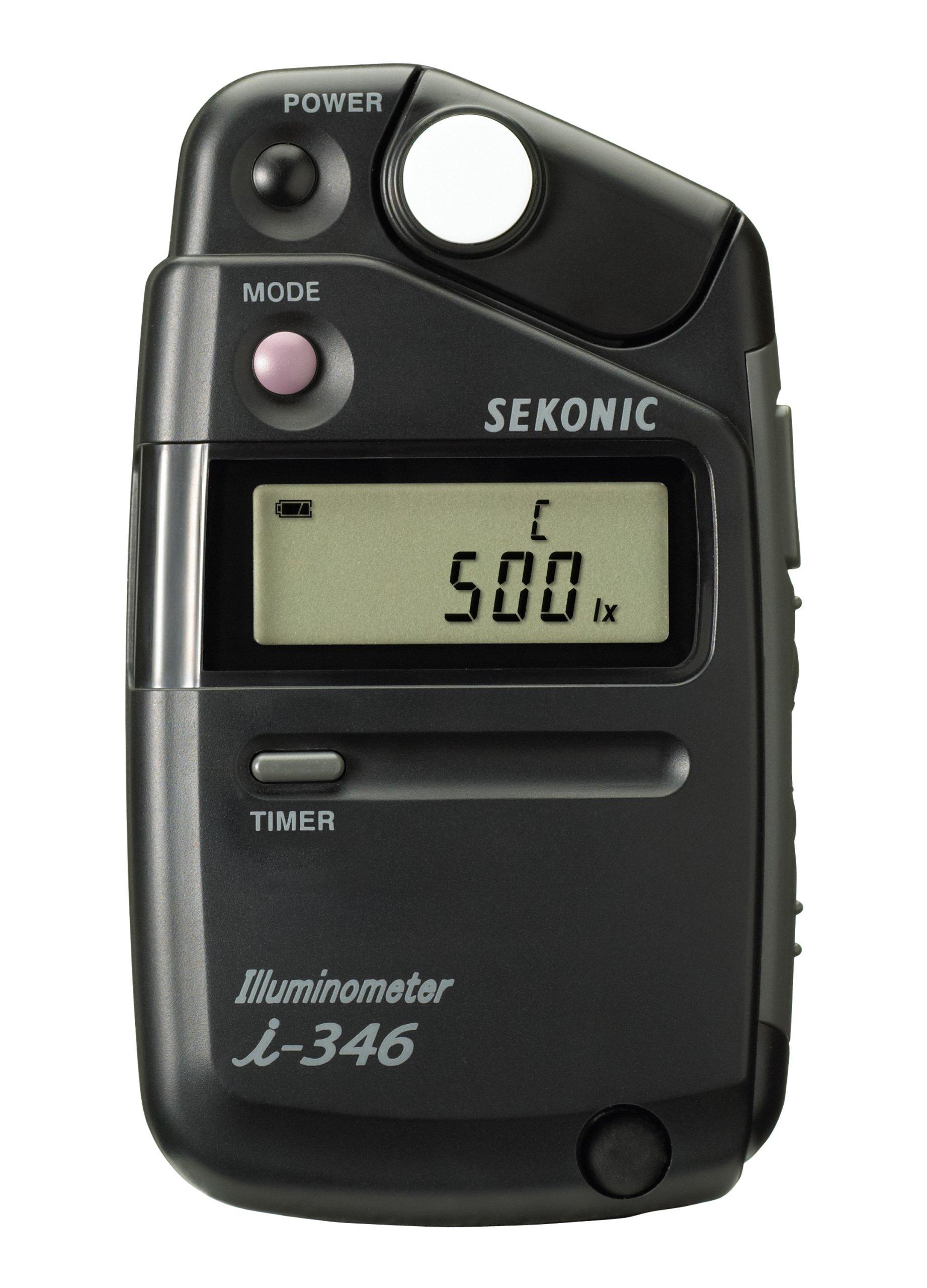 Sekonic 401-346 Illuminometer by Sekonic