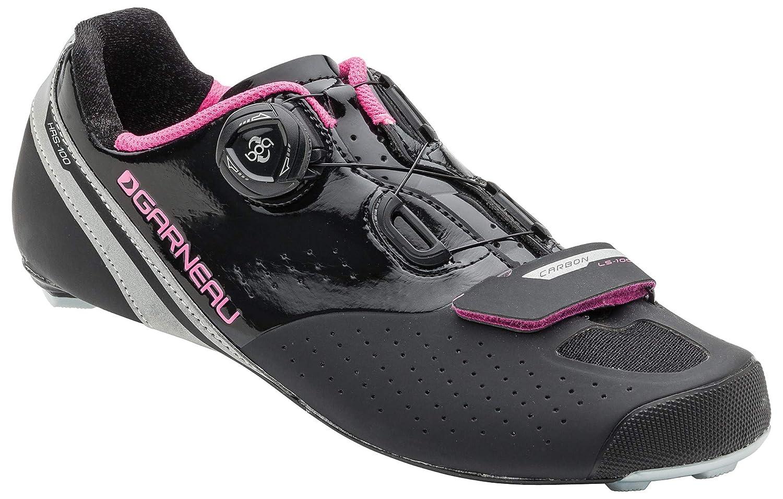 Louis Garneau – Women 's Carbon ls-100 2バイク靴 B01HHWPDXC 36|ブラック/ピンク ブラック/ピンク 36