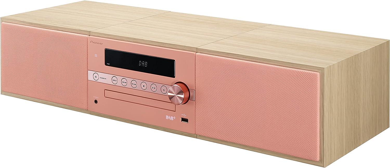Verde n/órdico Pioneer X-CM56D-GR Sistema Casual Micro con Radio Digital Dab, Bluetooth