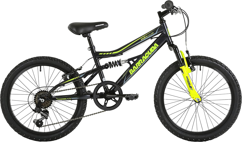 Barracuda Kids Draco DS Rueda para Bicicleta de montaña ...