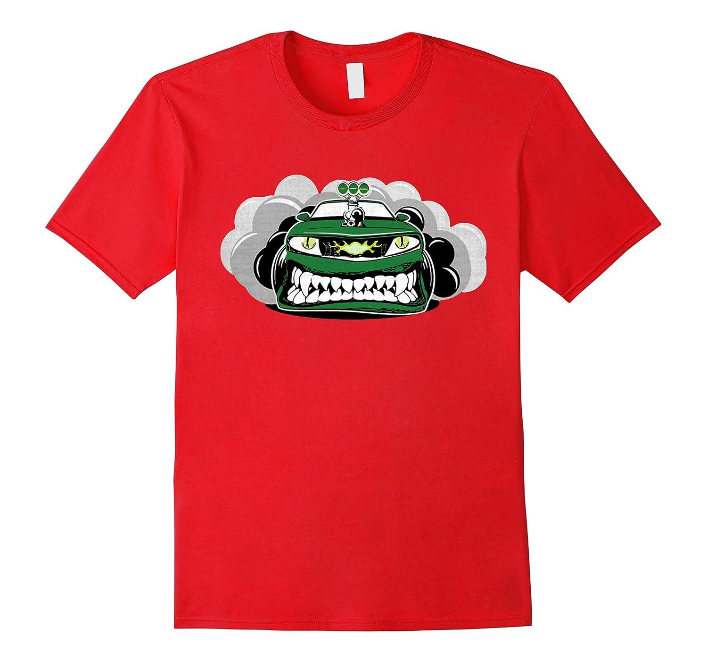 Angry Car Shirt - It Wise Eddie Penny Car-FL