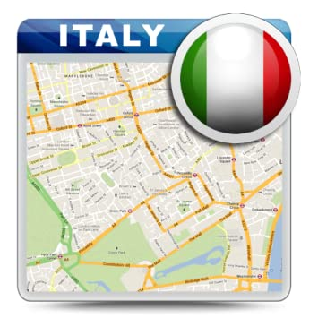 Free Map Of Italy.Amazon Com Italy Offline Map And Guide Free Edition Appstore For