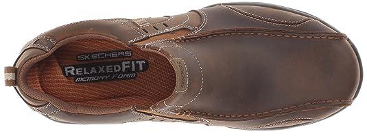 3ab27d8e00e Skechers Men s Rmontz Konic Composition Leather Loafers
