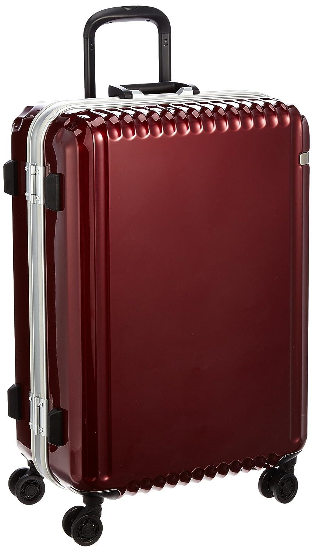 [エース] ace. スーツケース パリセイドF 60cm 61L 4.5kg B01BUPJYQE レッド レッド