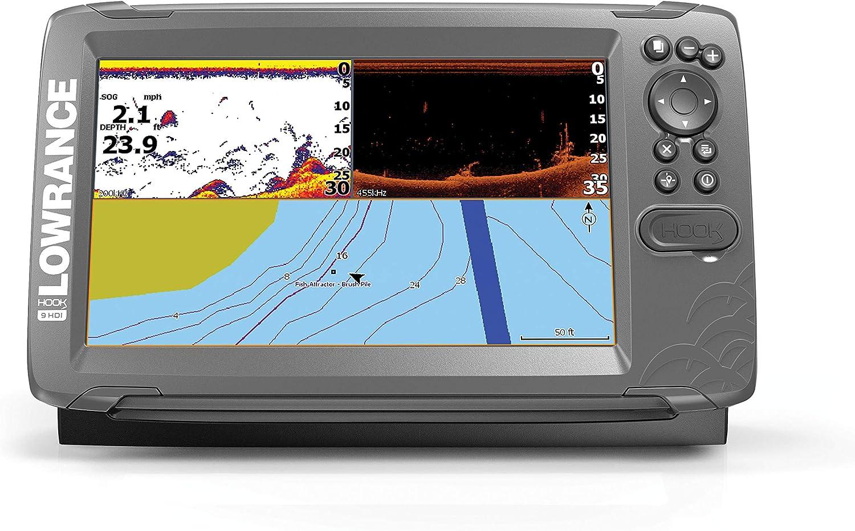 Hook2-7 Combo, Navionics+, DownScan: Amazon.es: Deportes y aire libre