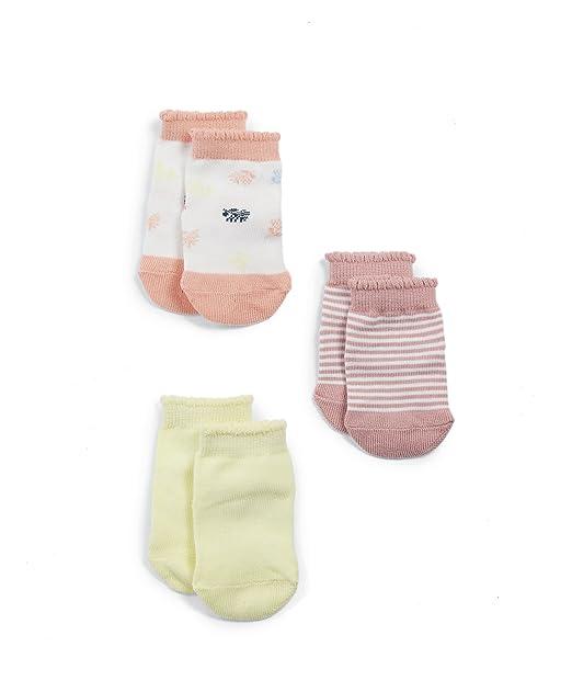 b4a8081ad Mamas & Papas Calcetines para Bebés (Pack de 3): Amazon.es: Ropa y  accesorios