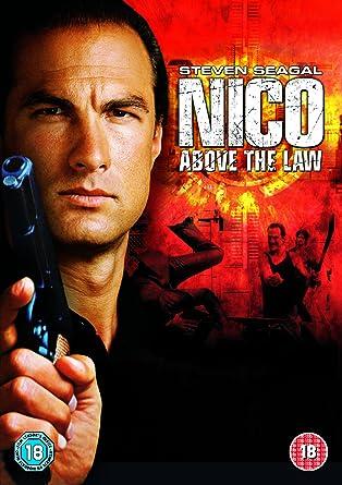 Nico [Reino Unido] [DVD]: Amazon.es: Steven Seagal, Pam Grier ...