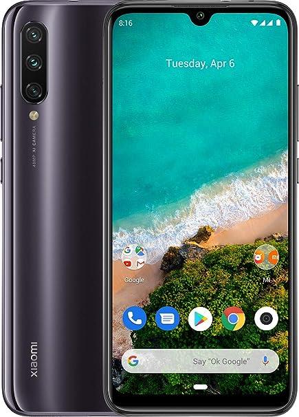 Xiaomi Mi A3 128GB, 4GB RAM 6.1 48MP AI Triple Cámara LTE ...