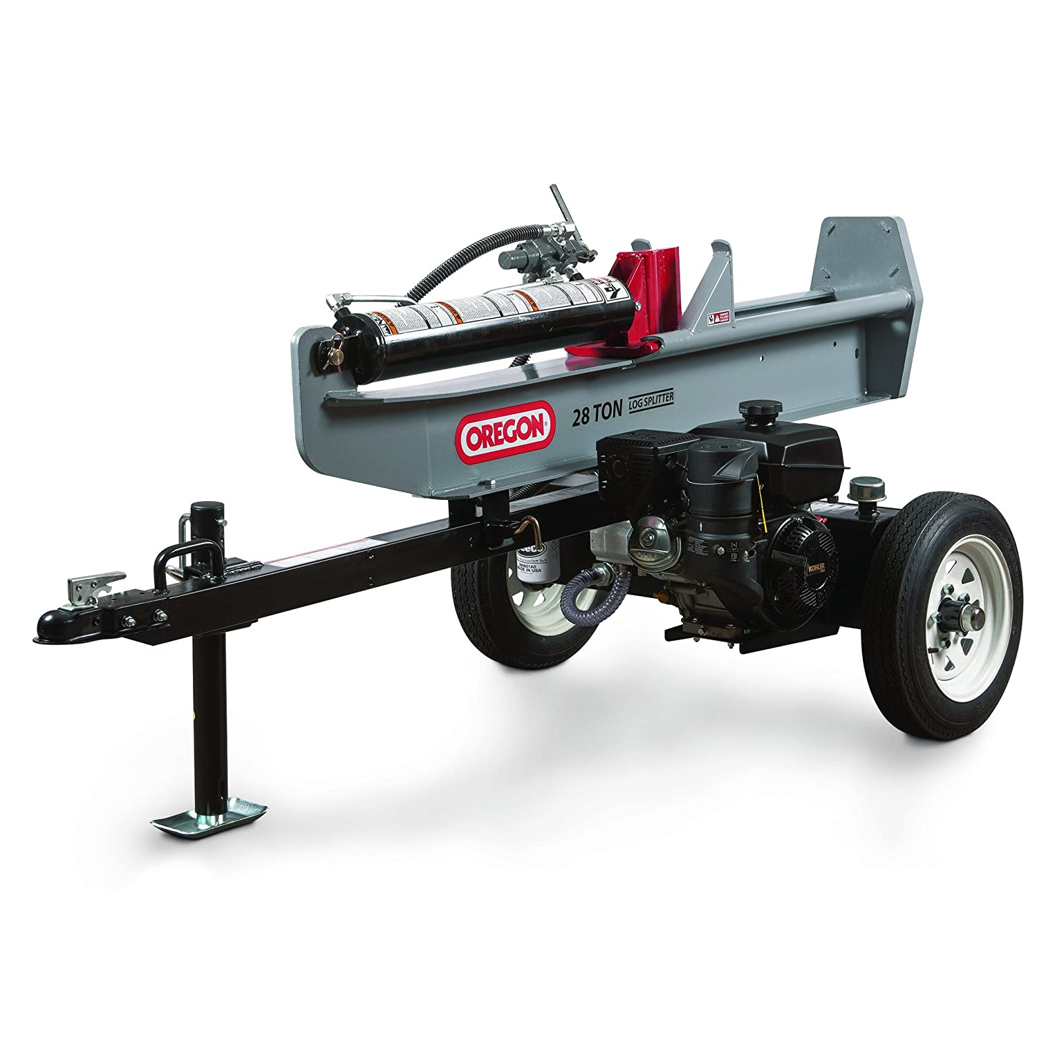 oregon log splitter reviews