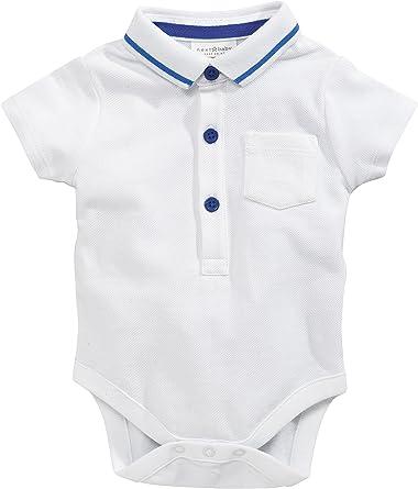next Bebé Niño Body Estilo Camisa Polo con Botones Mono ...