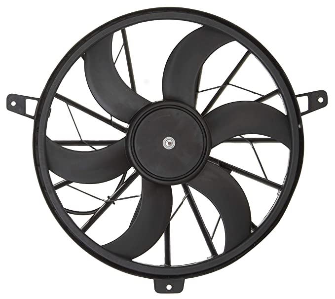 Amazon Com Spectra Premium Cf13002 Engine Cooling Fan Assembly
