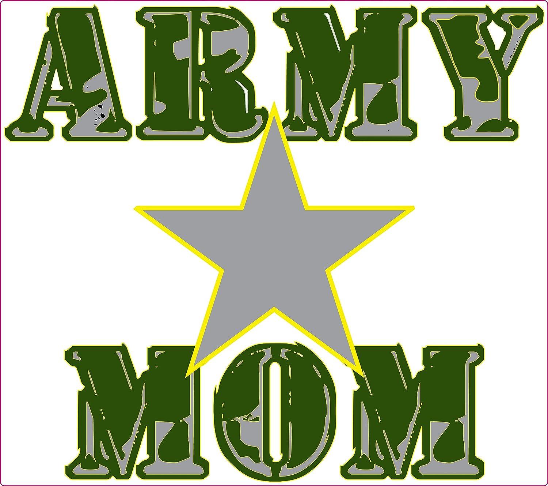 U s custom stickers army mom sticker camouflage