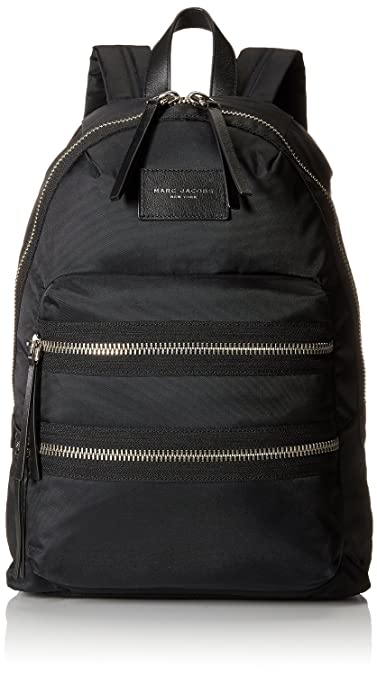 76ee6e526bc0 Amazon.com  Marc Jacobs Nylon Biker Backpack