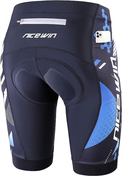 Fall Mens Bike Long Pants Cycling Riding 3D GEL Padded Tights Cycle Wear