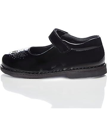4fca89410 RED WAGON Zapato Calado con Tira de Velcro para Niña