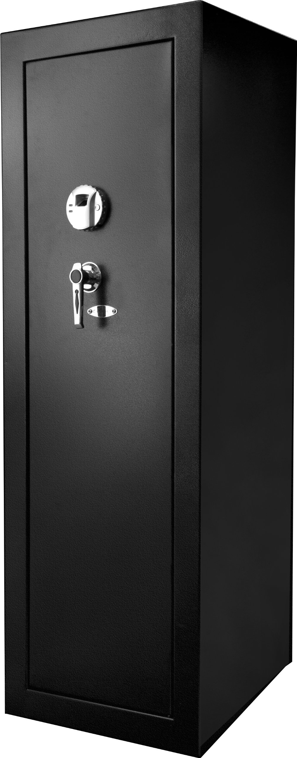 BARSKA AX11780 Quick Access Large Biometric Fingerprint 16 Position Rifle Security Safe 9.34 Cubic Ft by BARSKA