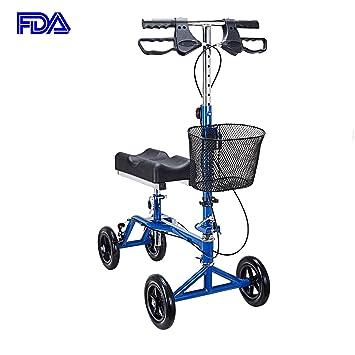 CO-Z soporte plegable rodilla Walker Rover - Patinete de ...