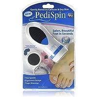 Pedi Spin Professional Electric Callus Remover, White by PediSpin