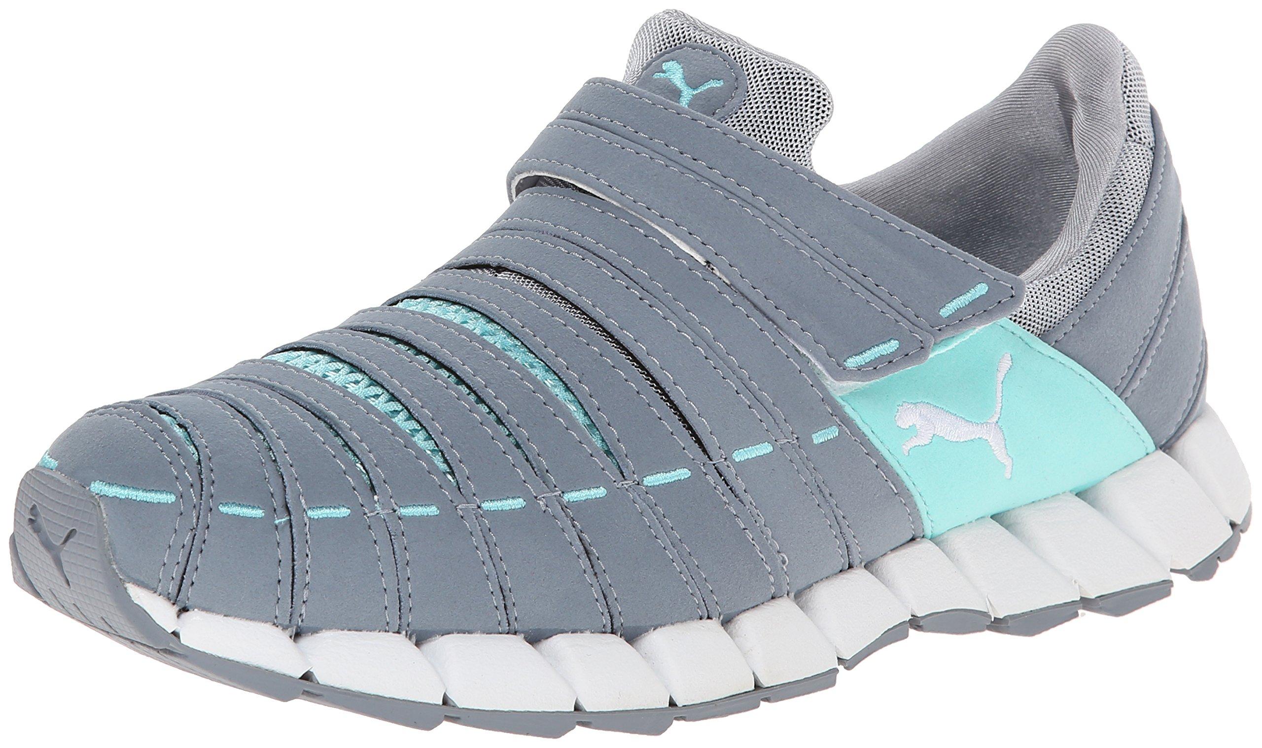 PUMA Women's Osu Running Shoe,Tradewinds/Aruba Blue,10 B US