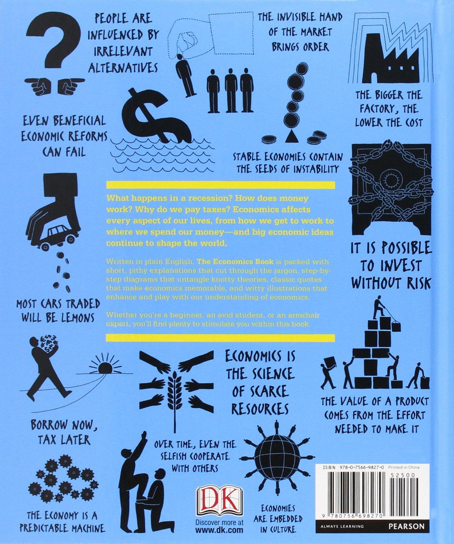 The Economics Book Big Ideas Simply Explained Dk 0690472098270 Books