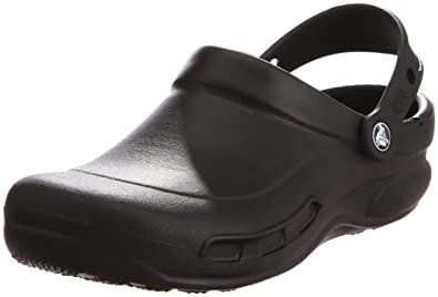 23f6744a Amazon.com: Crocs Men's Crocswatt Clog,Black,4 M US: Shoes