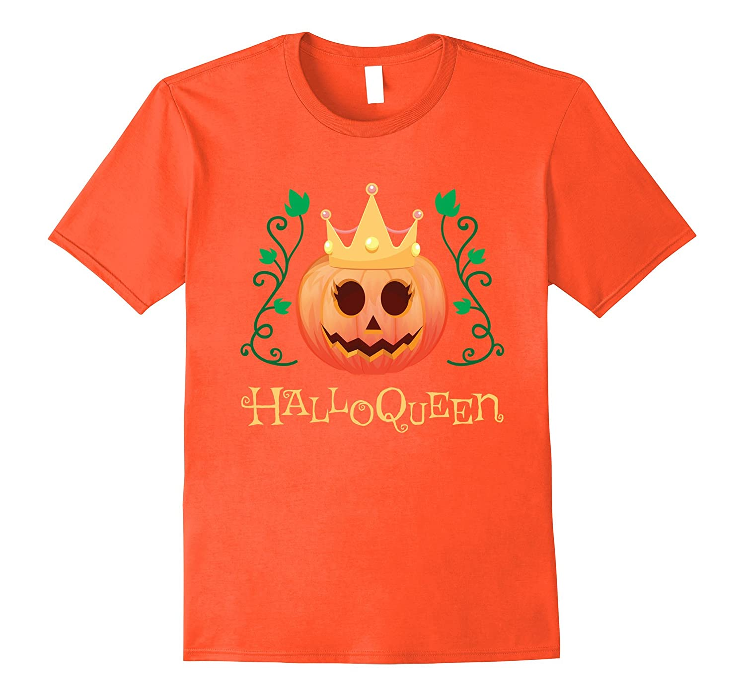 Great Halloween Hallowqueen Shirt Men Women Gay Pride-CL