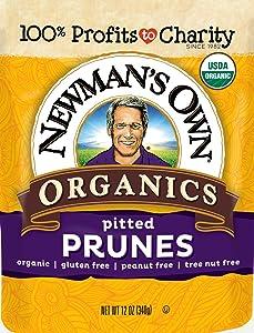 NEWMANS OWN Organic Dried Prunes, 12 OZ