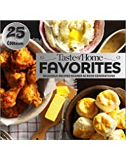 Taste of Home Favorites: Delicious Recipes Shared Across Generations