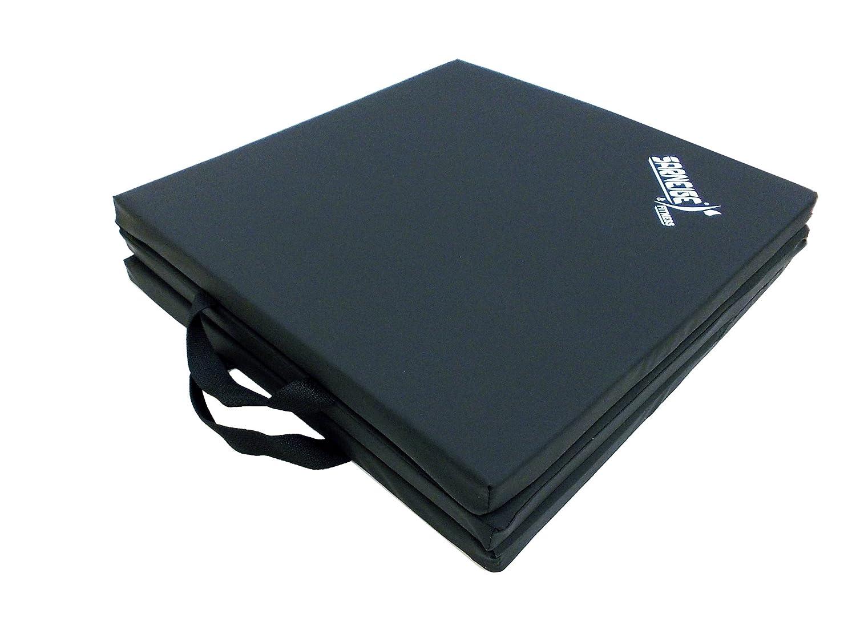 Sarneige Domogym - Alfombrilla para transporte, color negro