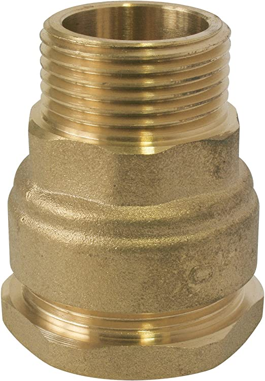 Câble raccord en laiton m20 Jacob 50.620 M//EMC 9-13 mm