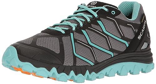 SCARPA Women's SCAPRA Proton GTX WMN Trail Running Shoe Runner