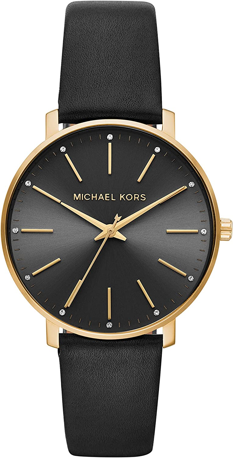 Michael Kors Pyper Three-Hand Stainless