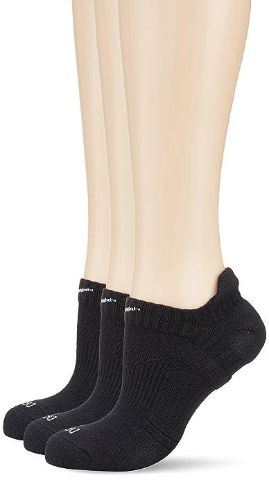 2d8471e66 Nike 3 Pack Women's DRI-Fit Cushion No-Show Socks