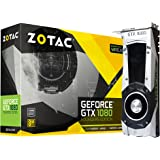 Zotac GeForce GTX 1080 Founders Edition 8GB GDDR5X Graphics Card