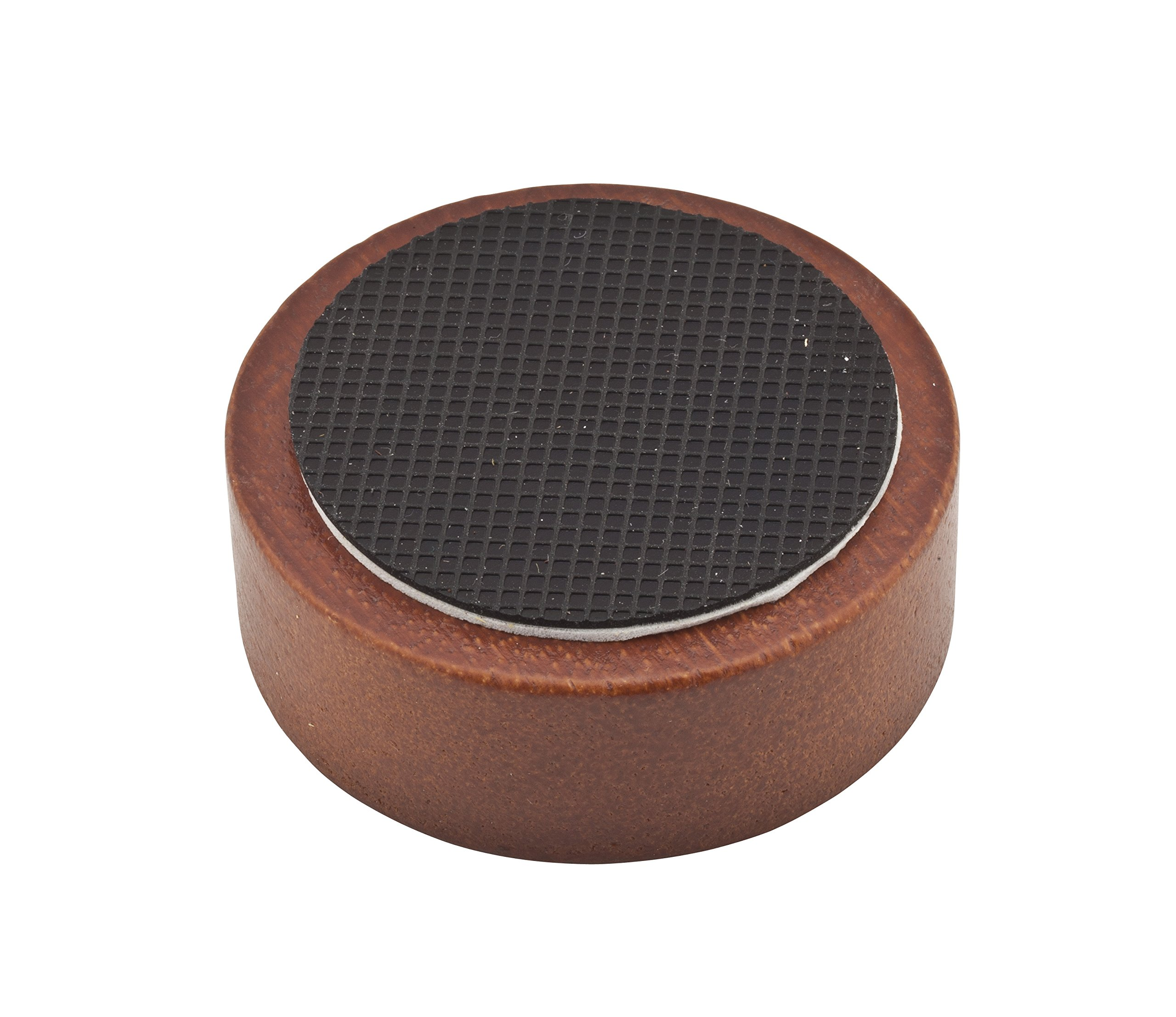 Stanley Hardware S845-671 V1727 Woodgrain Grip Caster Cups in Brown, 1-11/16'', 4 piece