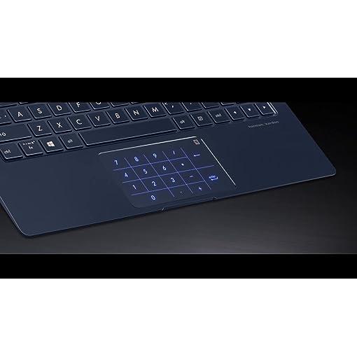 """ASUS ZenBook 14 UX433FA-A5144T - Portátil de 14"""" FHD (Intel Core i7-8565U, 8 GB RAM, 256 GB SSD, Intel UHD Graphics 620, Windows 10) Metal Plata Carámbano - Teclado QWERTY Español 7"""