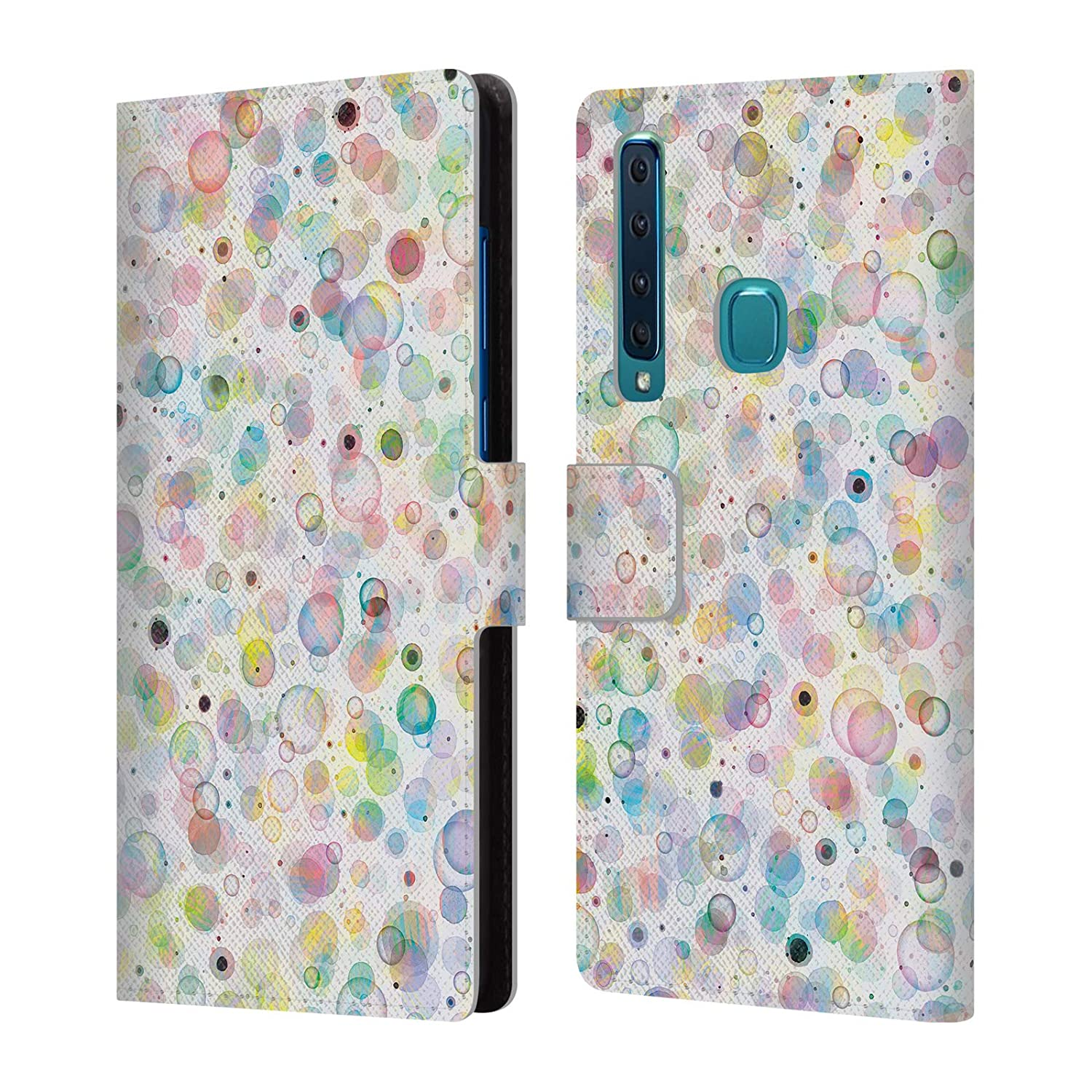Amazon.com: Official Ninola Ultraviolet Bubbles Leather Book ...