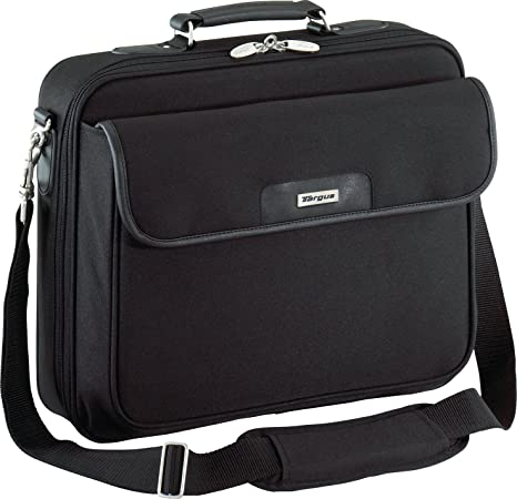 1710b396f1d Amazon.com: Targus Traditional Notepac Case for 15.4-Inch Laptops ...