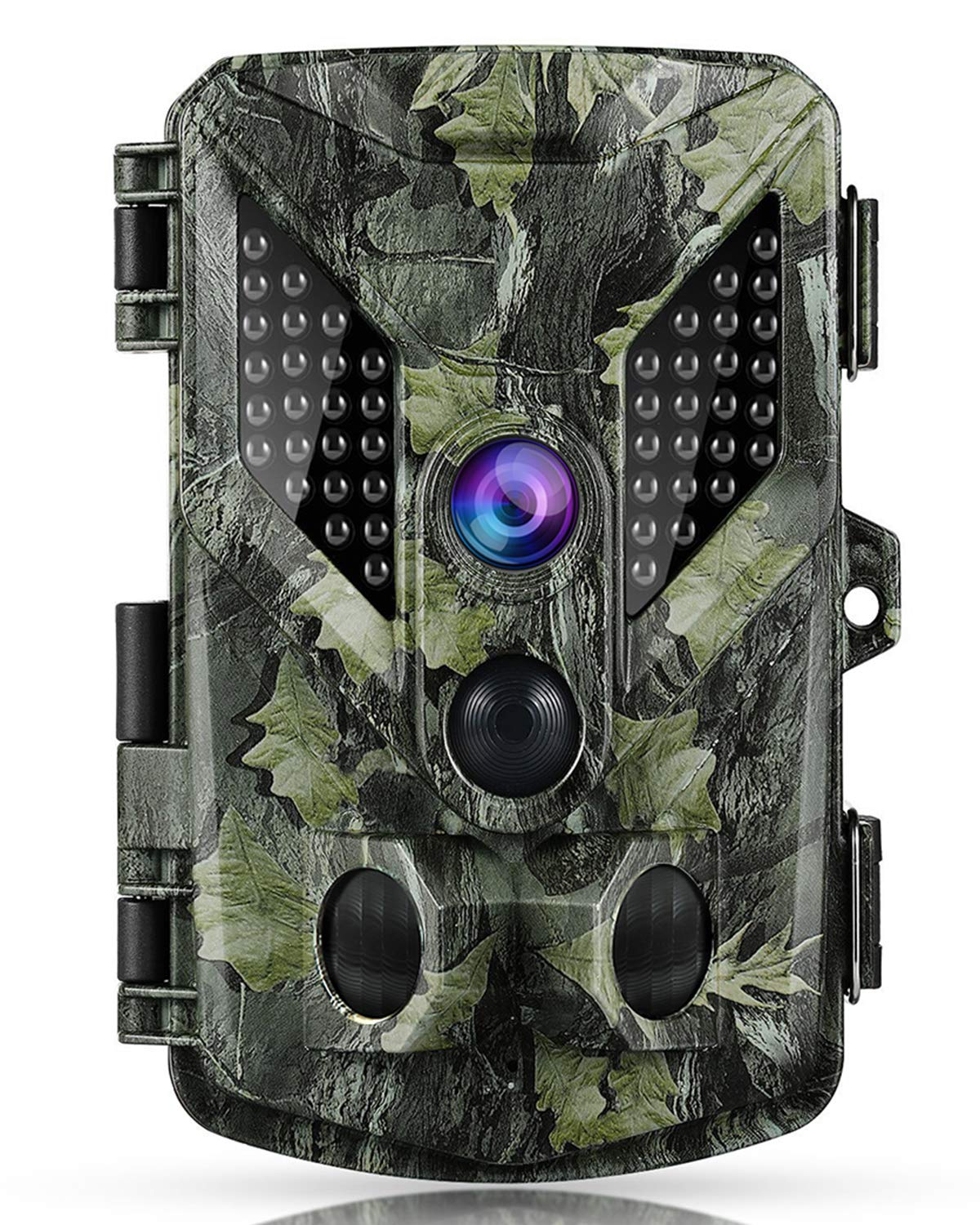 ABASK TRAIL CAMERA WITH 32 GB CARD