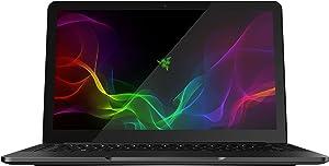 "Razer Blade Stealth 13.3"" QHD+ Touchscreen Ultrabook - 8th Generation Intel Quad-Core i7-8550U - 16GB RAM - 256GB SSD - Windows 10 - CNC Aluminum - Gunmetal Grey"